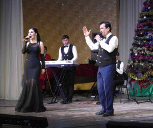 Праздник в азербайджанском стиле