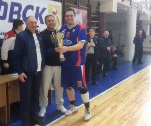 Финальный матч ветеранского турнира в Кисловодске принес победу баскетболистам из Крыма