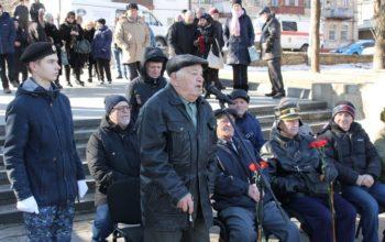В Кисловодске начали считать секунды до Дня Победы