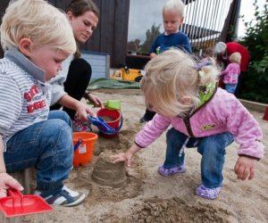 В 2020-2021 годах построят три новых детских сада