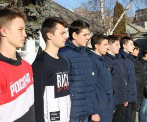 В Кисловодске проходит месячник оборонно-массовой работы
