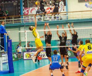 Ставропольские волейболисты заняли первое место в Чемпионате России в дивизионе А
