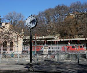 За минувшие сутки  Кисловодск покинуло свыше тысячи туристов