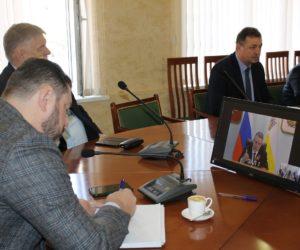 Александр Курбатов принял участие в заседании краевого координационного совета