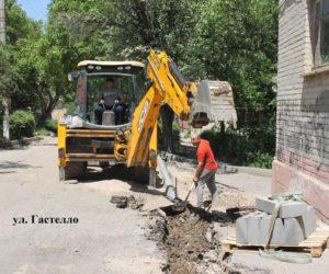 О ремонте улиц