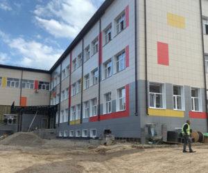 В новой школе создадут метеорологическую площадку