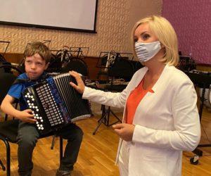Музыкальные инструменты – детям