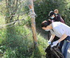 На Кольцо-горе прошла экологическая акция