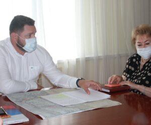 Обсудили проект реставрации здания Северо-Кавказской государственной филармонии