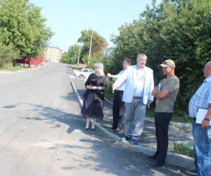 Депутаты обследовали дороги