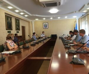 Полицейские приняли участие в совещании антинаркотической комиссии
