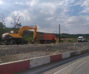 На трассе Минводы – Кисловодск реконструируют 12 путепроводов