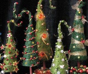 В Кисловодске открылась мастерская по изготовлению «волшебных елок»