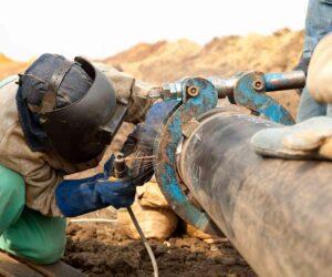 Асфальт на дорогах, по которым проходит новый газопровод, будет восстановлен