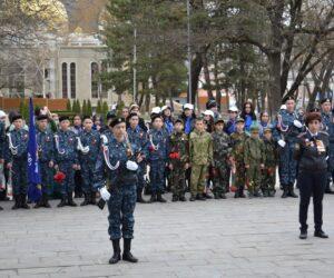 Кадеты заняли 3 место на региональном форуме «Дети России»