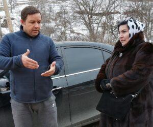 Фатима Кнухова, председатель ТОС №7: «Люди теребят меня, а я – депутата. Только так и удается решать вопросы»