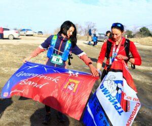 Первые в Ставропольском крае соревнования по скайраннингу