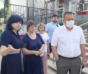 В кисловодских школах завершили замену оконных блоков