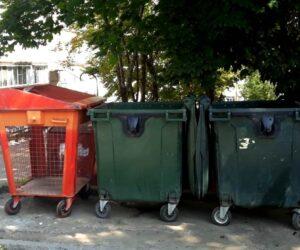Реголператор «ЖКХ» наращивает группировку контейнеров для раздельного сбора отходов