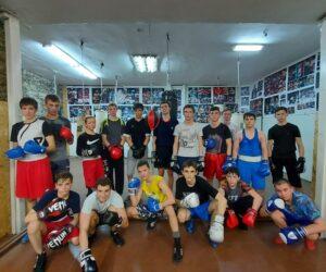 Наши боксеры – на российском ринге