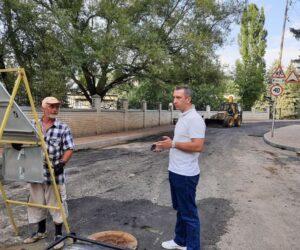 До конца года в Кисловодске отремонтируют 39 842 кв.м. дорожного полотна